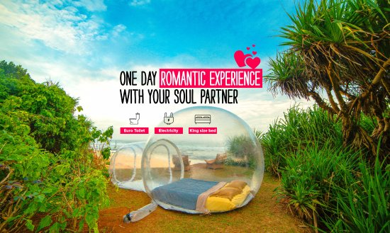 bubble hotel bali updated 2017 campground reviews price