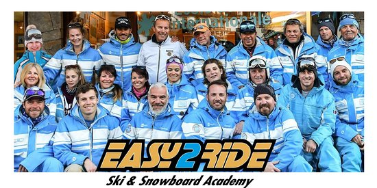‪Easy 2 Ride Ski and Snowboard Academy‬