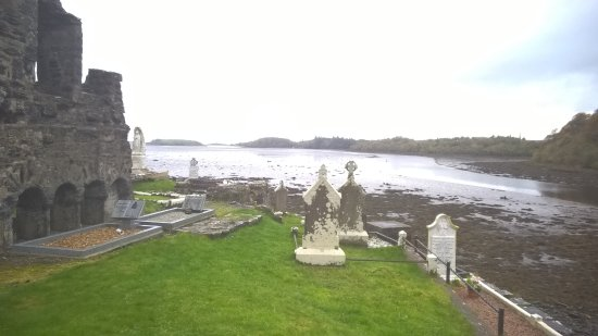 Donegal Town, Ireland: Tombe