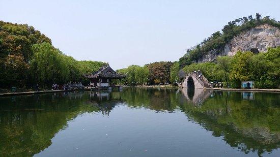 Shaoxing, China: 遠眺社戲台