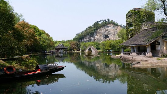 Shaoxing, China: 社戲台