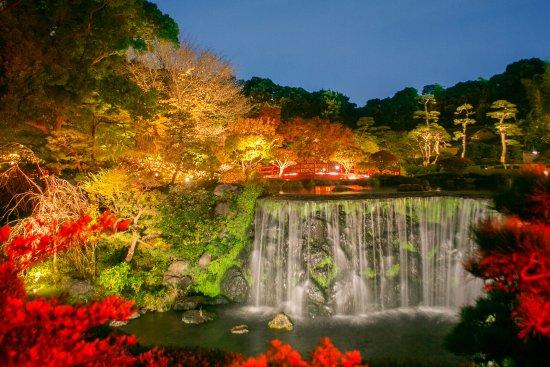 Japanese Garden Autumn - Picture of Hotel New Otani Tokyo EXECUTIVE on
