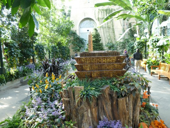 Incroyable United States Botanic Garden: National Museum Of African American History  And Culture