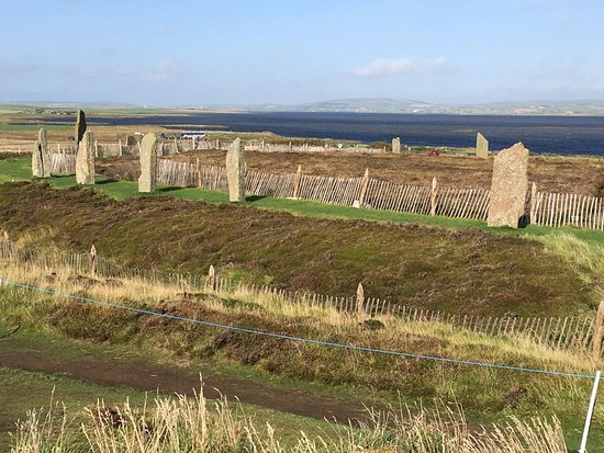 Ring of Brodgar: Stones
