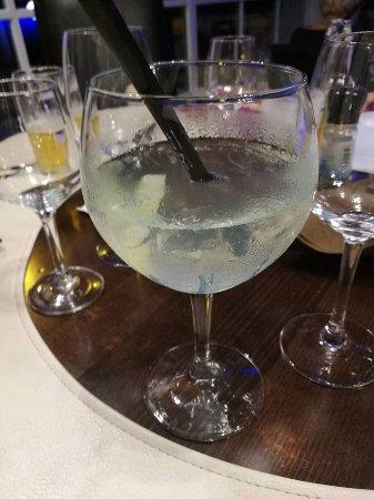 Bredene, Бельгия: a fantastic Gin Tonic!