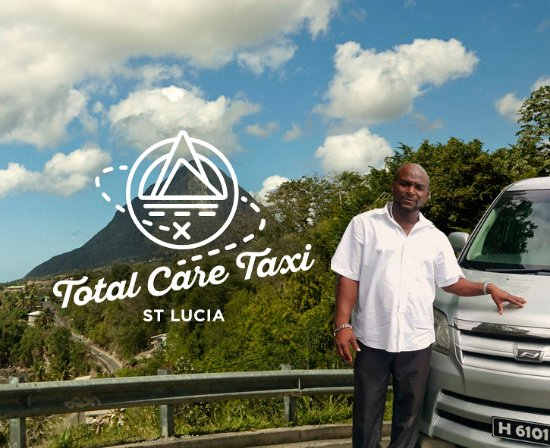 Gros Islet, Sta. Lucía: Total Care Taxi