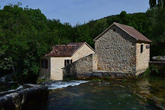Skradin, Kroatien: KRKA, les moulins_large.jpg