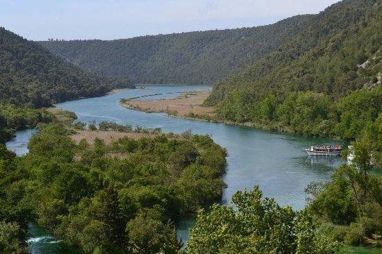 Skradin, Croatia: KRKA, PN sur la Krka_large.jpg