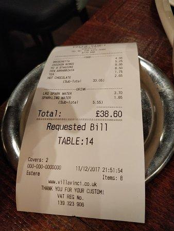 Villa Vinci Newcastle Restaurant Reviews Phone Number