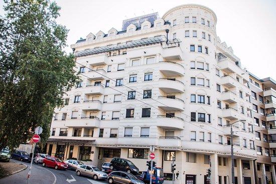 Hotel xenon desde belgrado serbia opiniones y for Hotel belgrado
