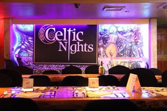 Celtic nights celtic night in dublin