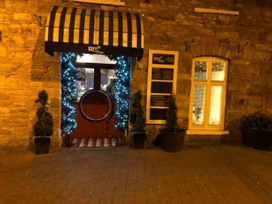 Clonmel, Irlandia: the night before christmas......