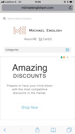 Clonmel, Irland: All My Cafe users - get massive discounts on www.michaelenglishpm.com
