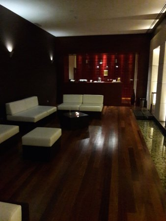 Palace Hotel Monte Real: sala de relax