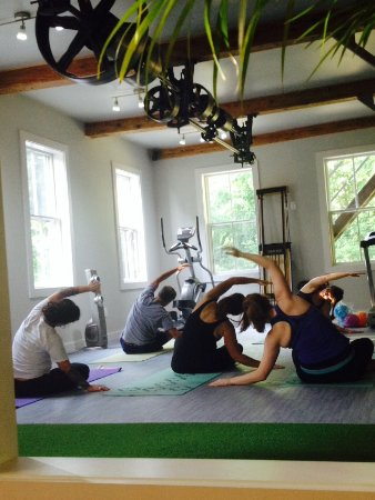 Morefit Yoga Classes In Our Beautiful Fitness Space Are Hosted Several Times A Week