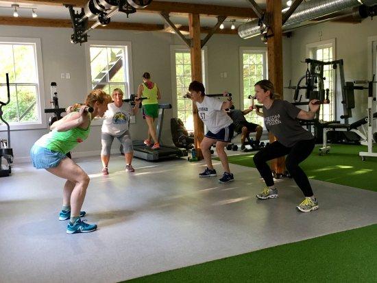 East Haddam, CT: Blast 'n' Trim Fitness Class.