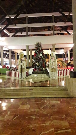 Bavaro Princess All Suites Resort, Spa & Casino: hall entrée