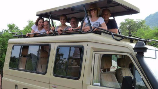 Regional Tours & Safaris