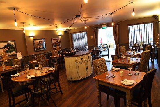 The Battlesteads: restaurant