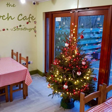 Strathyre, UK: The Broch Cafe