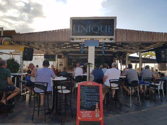 imagen Bar Unique en Adeje
