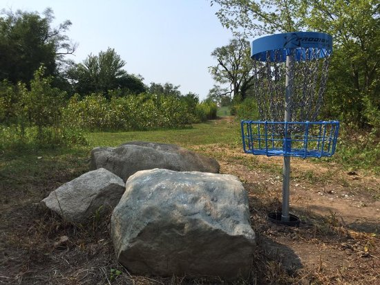 Sanders Memorial Disc Golf Course