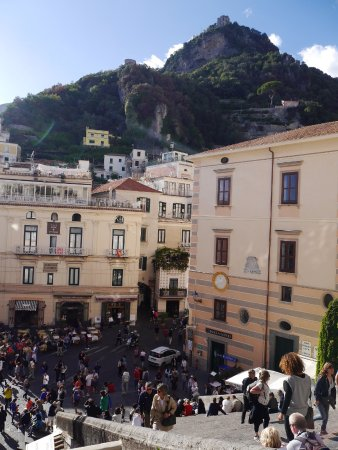 Duomo di Sant'Andrea : From the steps of Amalfi Cathedral