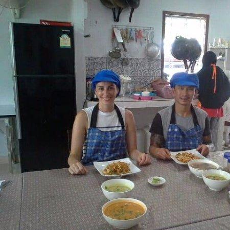 Rawai, Thailand: time to eat