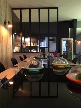 L 39 atelier du sushi et poke bowls grenoble fotos n mero - Atelier cuisine grenoble ...