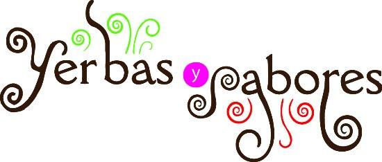 Yerbas y Sabores el logo