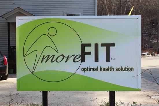 MoreFit, LLC in East Haddam, CT.