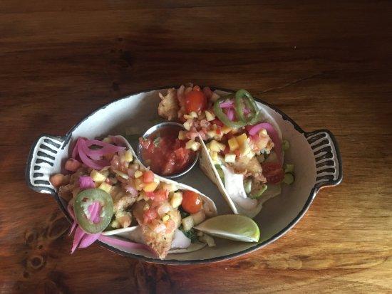 Sandy Hook, CT: Fish tacos