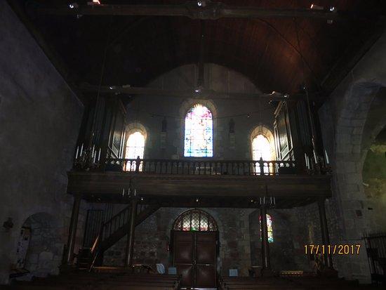 Montlucon, Francia: église