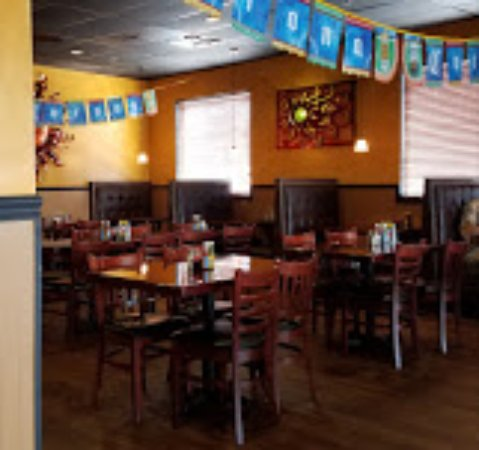 Don Patron Mexican Grill View From Other Wall Of Booths