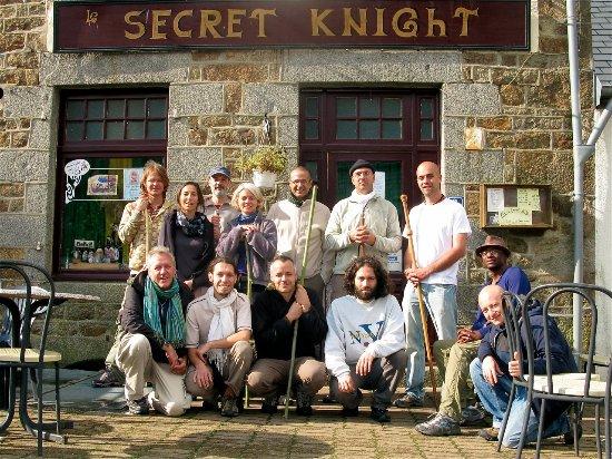 Le Secret Knight