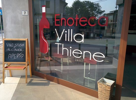 Winery Enoteca Villa Thiene