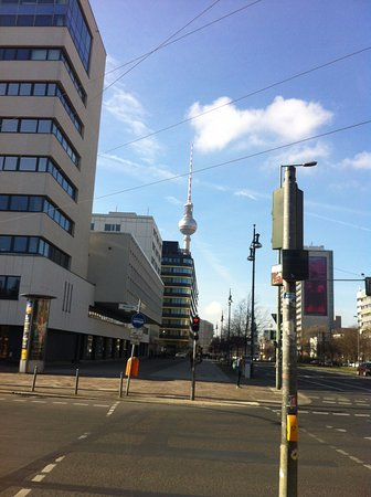 Hotel Mitte Berlin: 5 мин ходьбы до Алекса