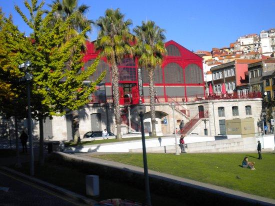Porto District, Portugal: Mercado Ferreira Borges