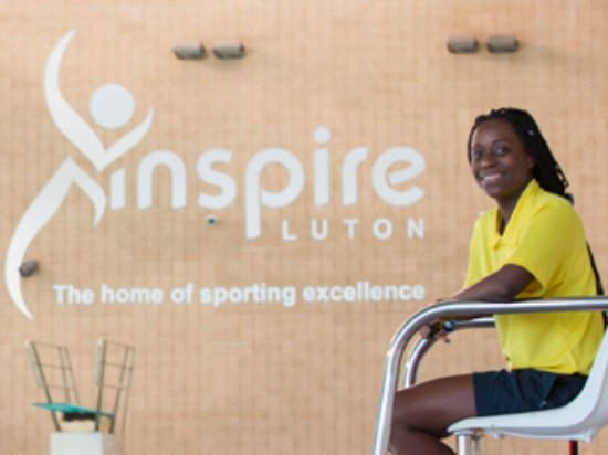 Luton's sporting excellence sports & fitness centre