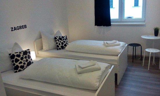 Vukovar, Croacia: Double/Twin Room
