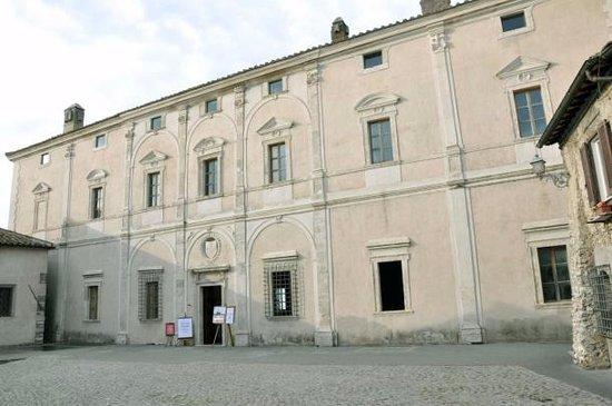 Сант-Оресте, Италия: Entrata del Museo