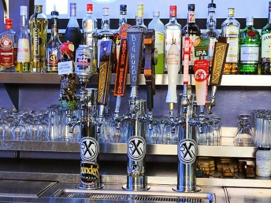 Bluefield, WV: great beer selection on tap