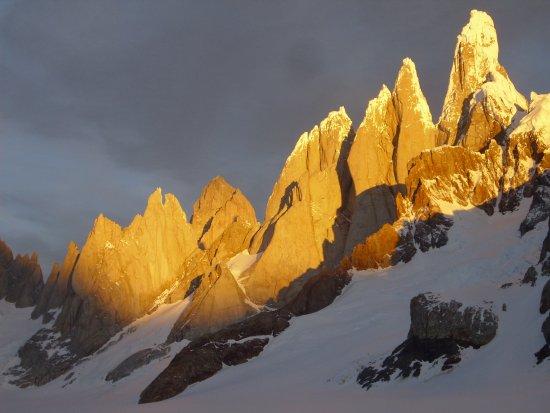 Patagonia Ascent