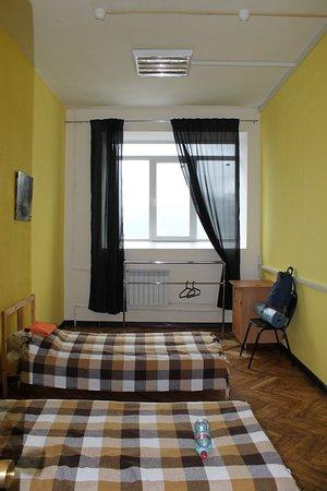Kirovsk, Rusia: вся мебель из икеи, новая, удобная. Ничего лишнего