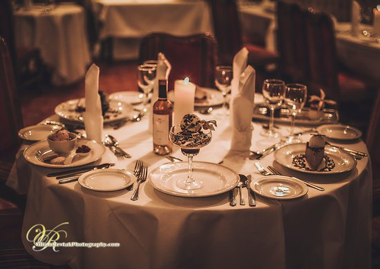 Roscommon, Ireland: Fine Dining in our Multi Award Winning Restaurant