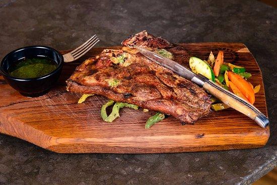 Meat & Co: Tbone steak