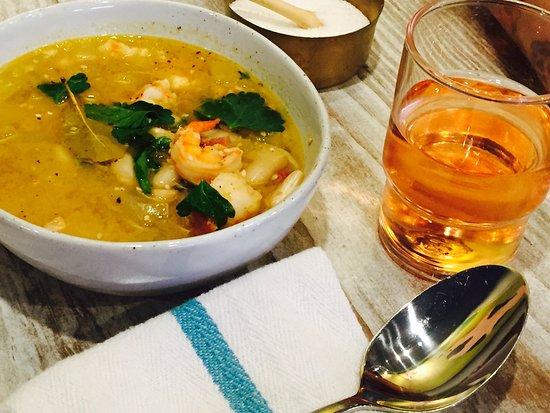 แบนเนอร์เอลค์, นอร์ทแคโรไลนา: Soup + Rosé