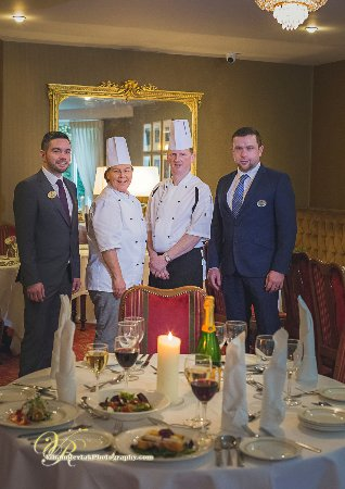 Roscommon, Irlande : Meet our Food & Beverage Team at at the Abbey Hotel