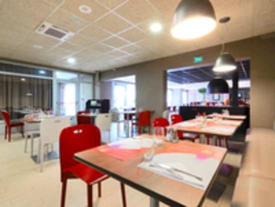 Pessac, France: Salle Restaurant