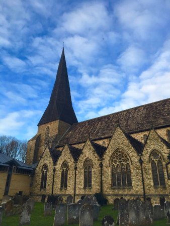 St Mary's, Horsham